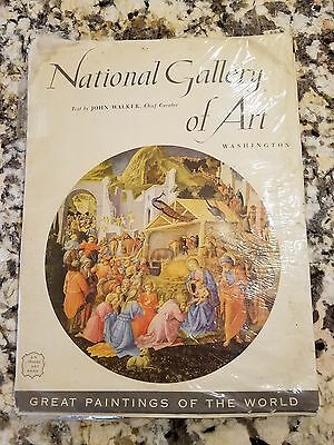 Vintage National Gallery of Art,Washington, DC-Text by JOHN WALKER,Chief Curator