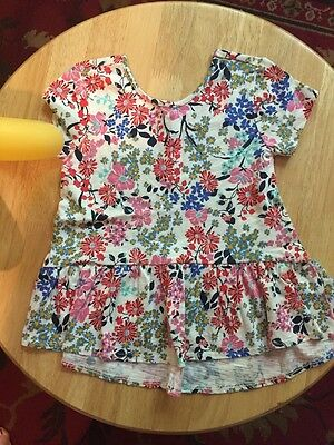 Old Navy 4t Girls Summer Shirt