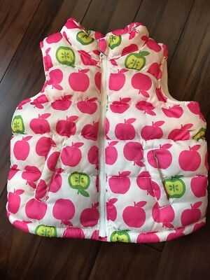 Old Navy 18-24 Months Girl Puffer Vest