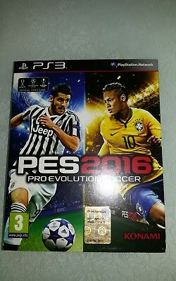 Pro Evolution Soccer (PES) 2016 per Play Station 3 (PS3)