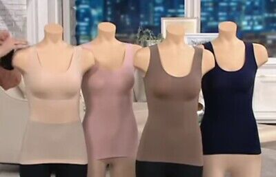 Spanx Trust Your Thinstincts Tank Top Camisole Cami A288810 Style # 10039