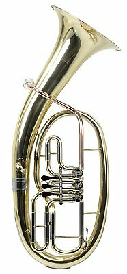 Classic Cantabile TH-33 Brass Tenor Horn