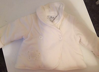 Bebe jacket with Butterfly Design  00