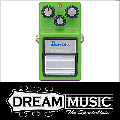 Ibanez TS9 Tube Screamer Boost Overdrive Guitar Effects Pedal RRP$199