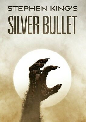 Silver Bullet [New DVD] Dolby, Repackaged, Widescreen