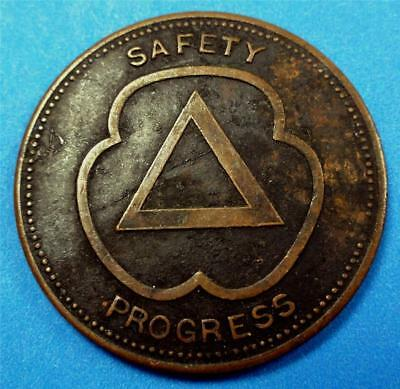 unusual CITIES SERVICE OIL CO. Preferred Stock Offer Token 30mm ME7875