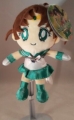 Sailor Moon Jupiter Mini Plush Doll Figure Japan Toy New with Tags