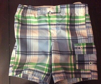 Boys 24 Months Ocean Pacific Swim Trunks Pocket Onside