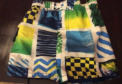 OP Boys 12 Months Swim Trunks