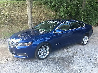 2014 Chevrolet Impala LT1 Make a Offer!! 2014 Chevrolet Impala Brand New Tires and Wheels Beautiful Car!!!