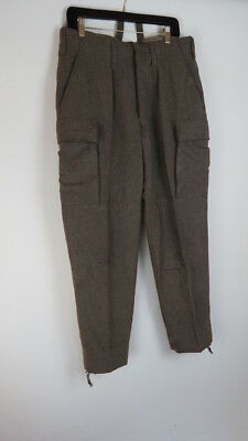 Vintage Marquardt & Schulz Germany wool military pants