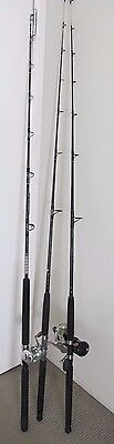 Shimano Snapper Rod x 2, and Trolling Rod