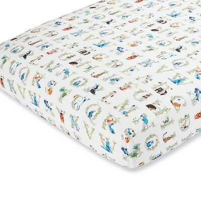 Aden+ Anais Fitted Cot Sheet Baby Cotton Muslin New Boori Gift - Paper Tales