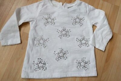 Girls top next size 3-6m