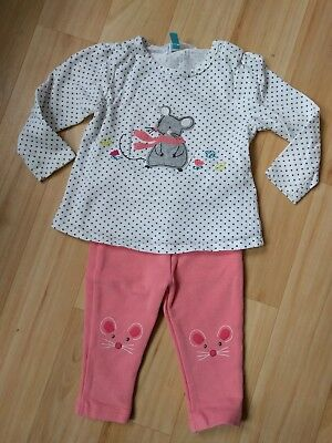Baby girls outfit size 3-6m