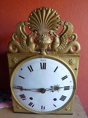 Antique French Clock for Restoration -  Circa 1850