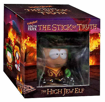 Kidrobot South Park Stick of Truth: The High Jew Elf Kyle Action Figure