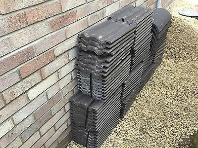 Sandtoft roof tiles and ridge tiles (new)