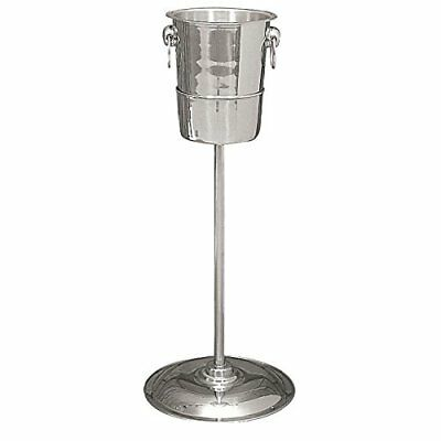 Wine Bucket Stand Stainless Steel Champagne Cooler Ice Holder Bar Clubs Pubs