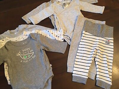 Joblot Boys Toddlers Trousers And Bodysuits H&M GAP BABY NEXT TU
