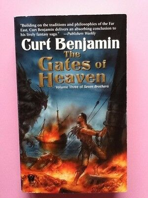 Seven Brothers: The Gates of Heaven 3 by Curt Benjamin (2004, Paperback)