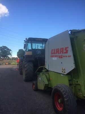 Claas Rollant 46 Rotorcut Round Baler