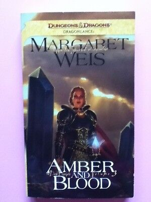 The Dark Disciple: Amber and Blood Vol. 3 by Margaret Weis (2008, Paperback)