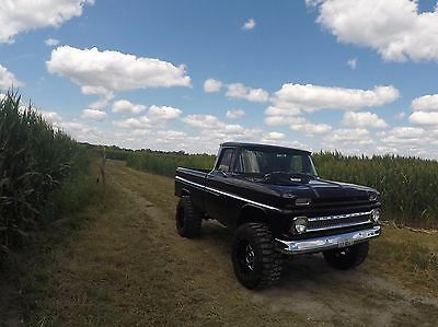 1963 Chevrolet C-10 Custom 1963 Chevrolet Truck C10 Short Bed Lifted 4x4 SHOW TRUCK