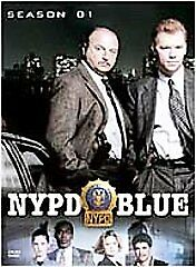 NEW NYPD Blue - Season 1 (DVD, 2003, 6-Disc Set) New factory sealed
