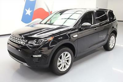 2016 Land Rover Discovery Sport  2016 LAND ROVER DISCOVERY SPORT HSE AWD PANO ROOF NAV #587433 Texas Direct Auto