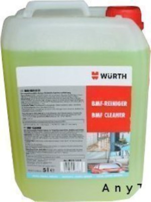 Wurth BMF Work Instead of Pure Notes 5 Litre