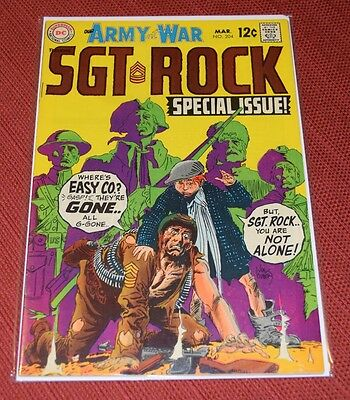 Our Army at War #204 (Mar 1969, DC)