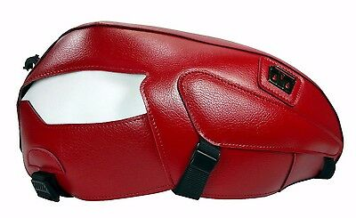 BAGSTER TRIUMPH THRUXTON 900 2004 TANK PROTECTOR COVER Red 1426F fits Baglux Bag