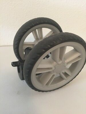 Replacement Front Wheel for Graco Twin IP Double Side by Side Stroller