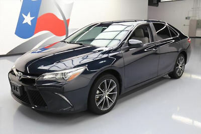 2016 Toyota Camry  2016 TOYOTA CAMRY XSE HTD SEATS NAV REAR CAM 36K MILES #137156 Texas Direct Auto
