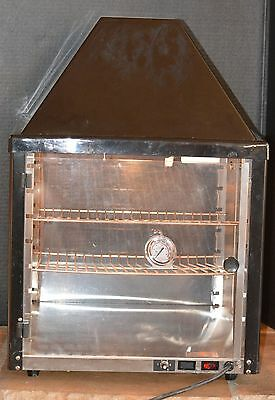 Wisco 690-16  Heated Commercial Food Merchandiser (NSF)--USED