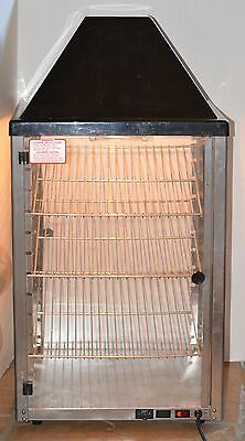 Wisco 690-25 Concession Warmer Merchandiser Display (NSF)--USED