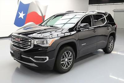 2017 GMC Acadia SLT Sport Utility 4-Door 2017 GMC ACADIA SLT-1 HTD LEATHER REAR CAM 3RD ROW 14K #222995 Texas Direct Auto