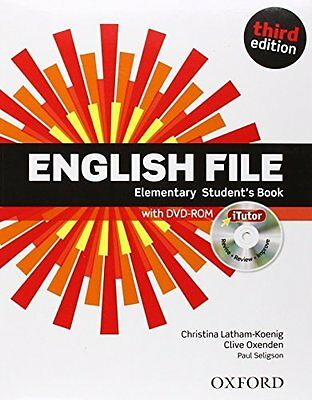 English File third edition: Elementary: Student's Book with iTutor: The best way
