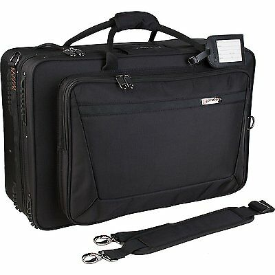 Protec iPac Triple Trumpet Case - Black