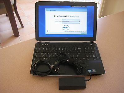 Dell Latitude E5520 Laptop