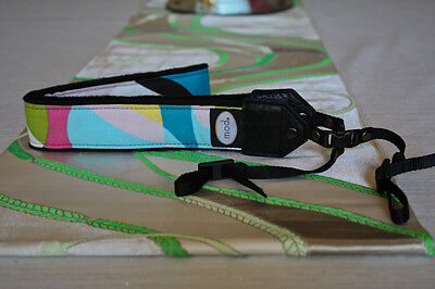 MOD Kaleidoscope Camera Neck Strap Used 1 wk Excellent Condition Quick Release