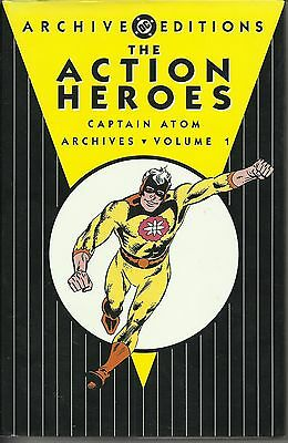 The Action Heroes Archives: Captain Atom - Volume 01 (DC Archive Editions)