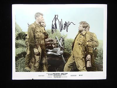 Robert Wagner Autograph - Hand Signed 8x10 Photo - Authentic!