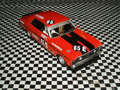 Scalextric Falcon XY GT Supercar Driven by Allan Moffat Mint unboxed