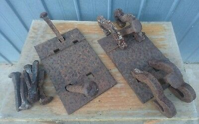 Vintage Industrial Sar Railways Pegs/line