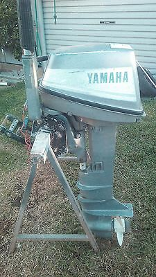 Evinrude outboard 8hp Long Shaft