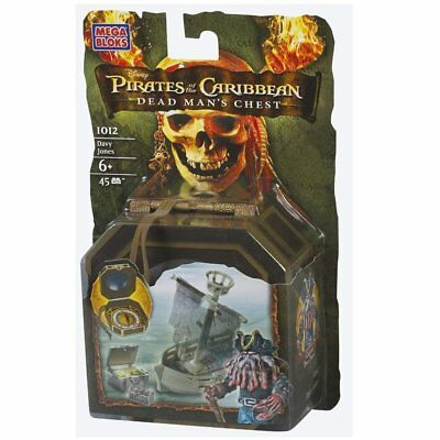 Mega Bloks Pirates of Caribean - Davy Jones