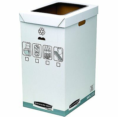 Bankers Box System Recycling Bin
