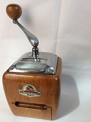 Kaffeemühle alt, Zassenhaus Brilliant um 1955, coffee grinder, moulin a cafe